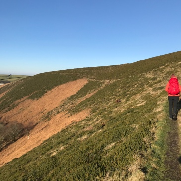 Training Walk Exmoor 2019